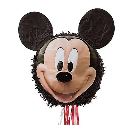 Piñata Mickey Mouse 50 cm x 24 cm x 17 cm