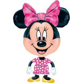 Globo AirWalker Minnie Mouse 55 cm x 78 cm