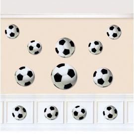 Decoración De Fútbol Para Cumpleaños Y Comunión Comprar Online