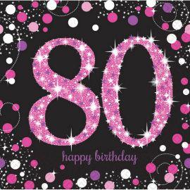 80 Cumpleaños Ideas Y Decoración Para Una Fiesta De 80