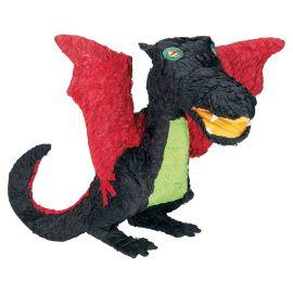 Piñata Dragon Negro