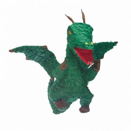 Piñata Dragon Verde