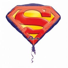 Globo en Forma Emblema Superman