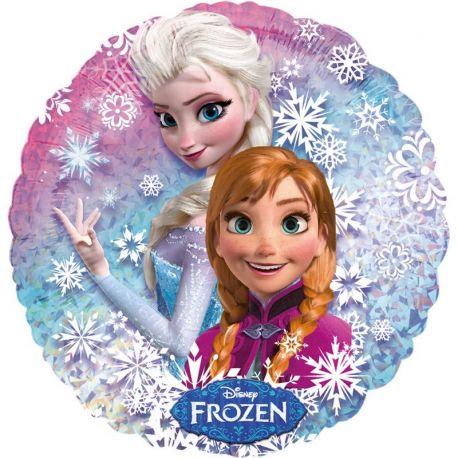 Globo Frozen Holografico