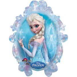 Globo Frozen Forma Espejo 63 cm x 78 cm