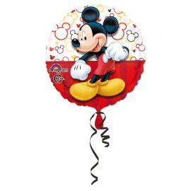 Globo Mickey Mouse Portrait Foil