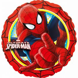 Globo SpiderMan Ultimate de Foil