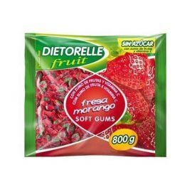 Caramelos Dietorelle de Fresa 800 gr