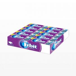 Chicles Orbit de Arandano 30 paquetes