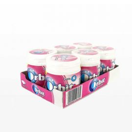 Chicles Orbit Bote de Bubblemint 6 paquetes