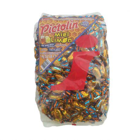 Caramelos Miel y Limon de Pictolin 1 kg