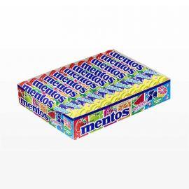 Caramelos Mentos Rainbow 20 paquetes