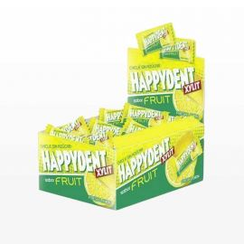Chicles Happydent de Limón 200 uds