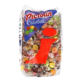Caramelos de Cristal Galaxin de Intervan 1 kg