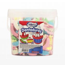 Chuches Dentadura de Sabores 200 uds