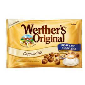 Caramelos Werther's de Capuccino 1 kg