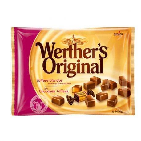 Caramelos Werther's de Chocolate con Toffe 1 kg
