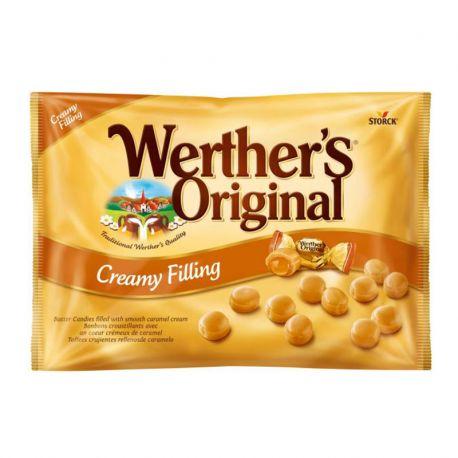 Caramelos Werther's de Caramelo Crema 1 kg