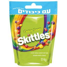 Gominolas Skittles Crazy 14 paquetes