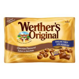 Caramelos Werther's de Chocolate 1 kg