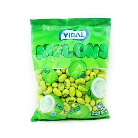 Chicles Melones Vidal 250 uds