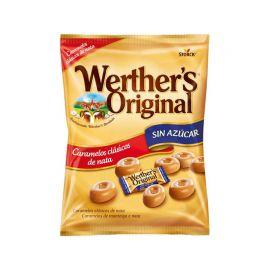 Caramelos Werther's Original Cero Azúcar 12 paquetes