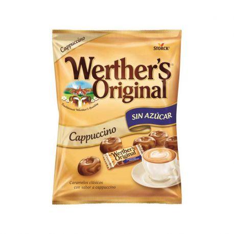 Caramelos Werther's de Cappuchino 12 paquetes
