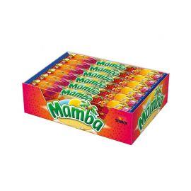 Caramelos Blandos Mamba de Frutas 24 paquetes
