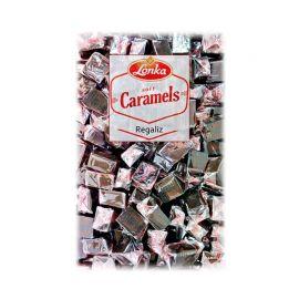 Caramelos Lonka de Regaliz 1 kg