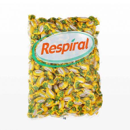 Caramelos Respiral Miel y Mentol 1 kg