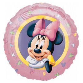 Globo Minnie Mouse Foil Redondo