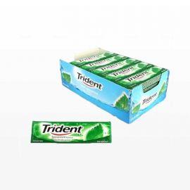 Chicles Trident Stick Clorofila 24 paquetes