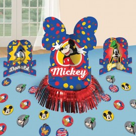 Kit Decoración Mesa Mickey Mouse