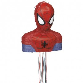 Piñata Silueta Spiderman 3D