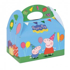Cajita Peppa Pig