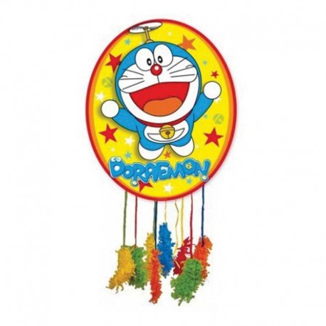 Piñata Happy Doraemon