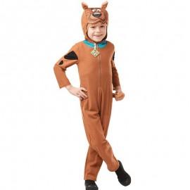 Disfraz de Scooby Doo Unisex Infantil