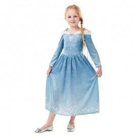 Disfraz de Frozen Elsa de Invierno Infantil
