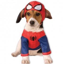 Disfraz de Spiderman para Mascota