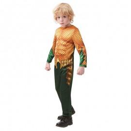 Disfraz de Aquaman Clásico Infantil