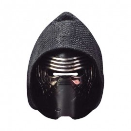 Máscara Kylo Ren Star Wars para Adulto