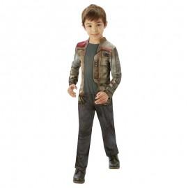 Disfraz Star Wars de Finn de Lujo para Niños