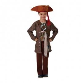 Disfraz de Jack Sparrow PDC5 para Niños