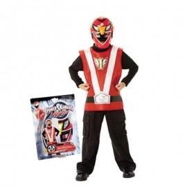 Set de acción Power Ranger Rojo