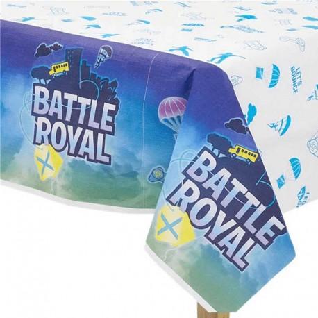 Mantel Battle Royal de Plástico 137 x 243 cm
