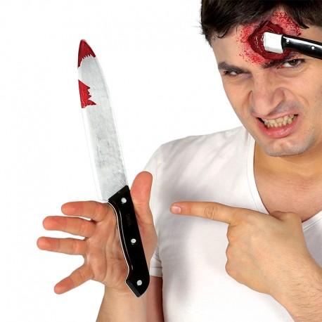 Cuchillo Hoja Grande 30 cm
