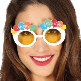 Gafas Felicidades con Globos