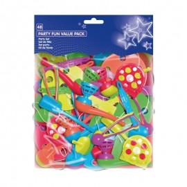 48 Rellenos Piñata Pack