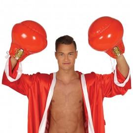 Guantes de Boxeo Hinchables