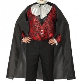 Capa Negra Vampiro Extra 90 cm